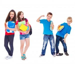 Курсове по английски за тинейджъри Hi School