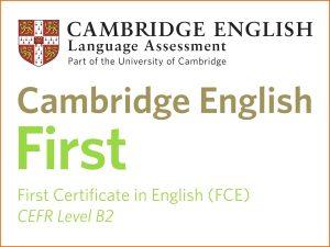 FCE сертификатна подготовка Hi School
